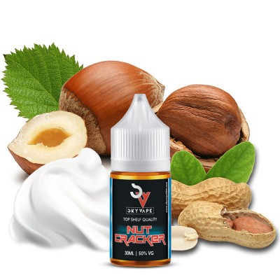Sky Vape-Nut Cracker - 30ml | 50% VG