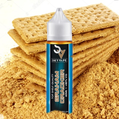 Sky Vape-Graham Cracker - 60ml